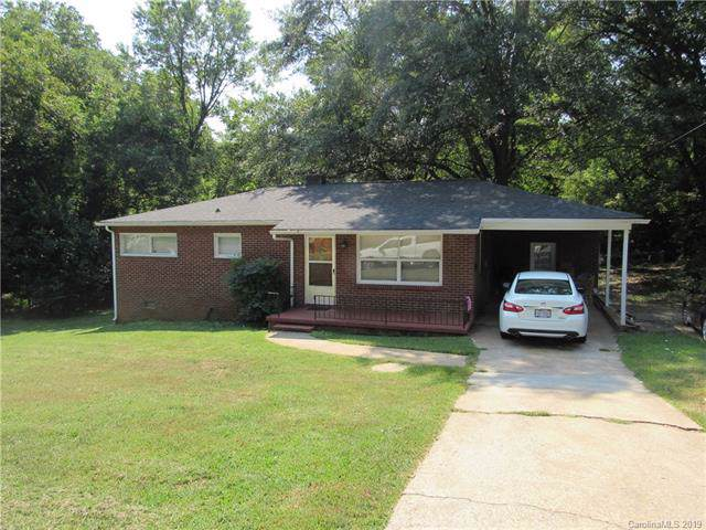 807 W Graham Street, Shelby, NC 28150 (#3549217) :: High Performance Real Estate Advisors