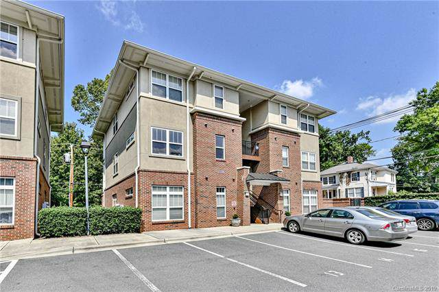 1306 Kenilworth Avenue, Charlotte, NC 28203 (#3549355) :: High Performance Real Estate Advisors