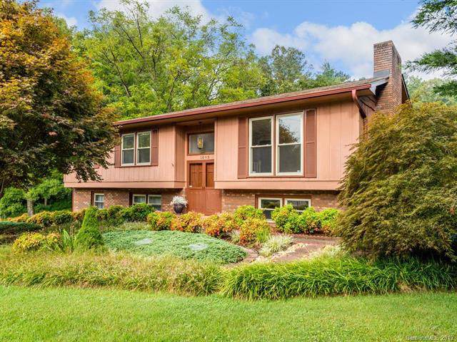 1093 Jenkins Valley Road, Alexander, NC 28701 (#3549361) :: Rinehart Realty