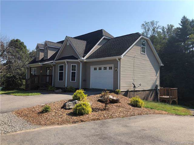 6 Garrison Road, Weaverville, NC 28787 (#3549369) :: Roby Realty