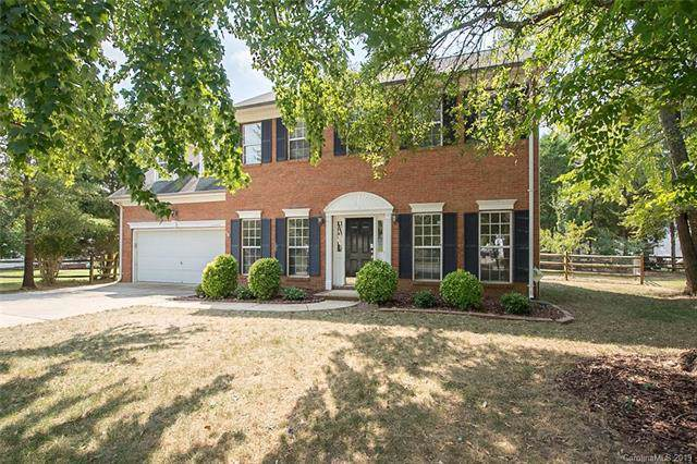12302 Overcup Lane, Charlotte, NC 28273 (#3549376) :: High Performance Real Estate Advisors