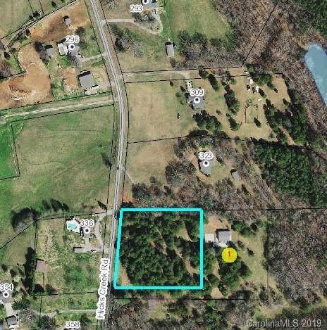 2.760ac Hicks Creek Road, Troutman, NC 28166 (#3549383) :: Rinehart Realty