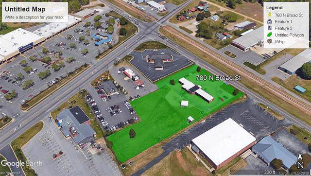 780 N Broad Street, Mooresville, NC 28115 (#3549387) :: LePage Johnson Realty Group, LLC