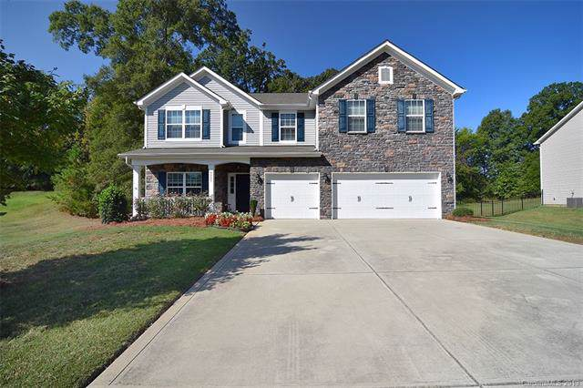4225 Hay Meadow Drive #4225, Mint Hill, NC 28227 (#3549415) :: Zanthia Hastings Team