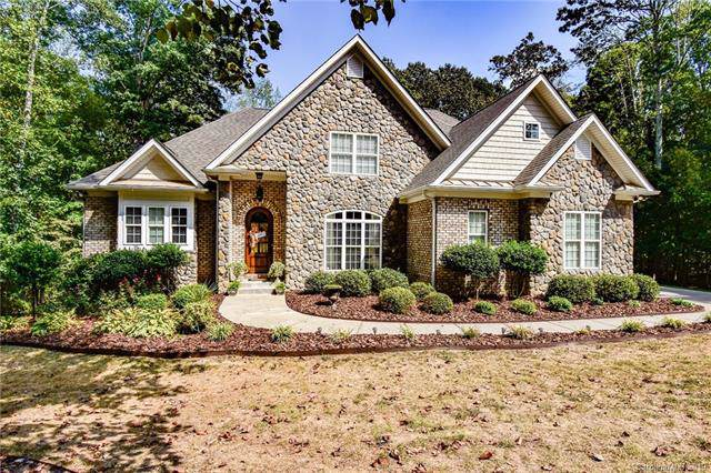 1045 Holland Oaks Drive, China Grove, NC 28023 (#3549460) :: Odell Realty