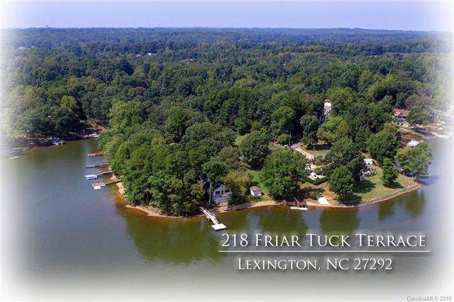 218 Friar Tuck Terrace, Lexington, NC 27292 (#3549462) :: Chantel Ray Real Estate