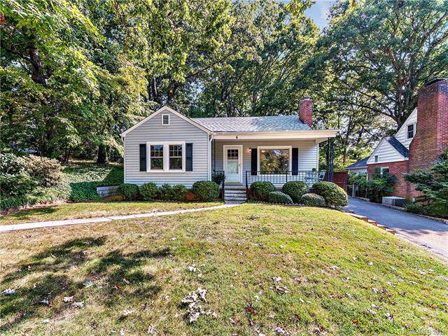 6 Canterbury Road, Asheville, NC 28805 (#3549494) :: Homes Charlotte