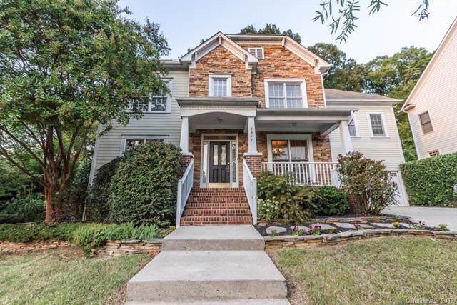 7611 Garnkirk Drive, Huntersville, NC 28078 (#3549502) :: MartinGroup Properties
