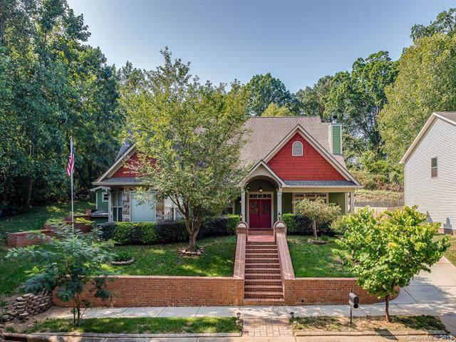 8244 Dumphries Drive, Huntersville, NC 28078 (#3549574) :: Cloninger Properties