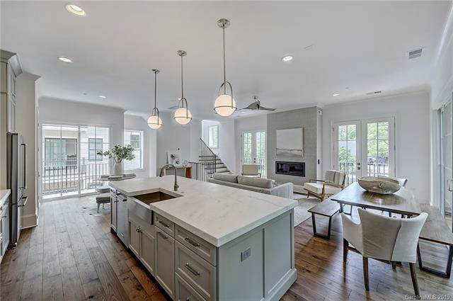 1708 Lombardy Circle E, Charlotte, NC 28203 (#3549593) :: Miller Realty Group