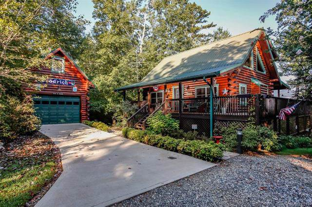 755 Pheasant Street, Lake Lure, NC 28746 (#3549605) :: Caulder Realty and Land Co.