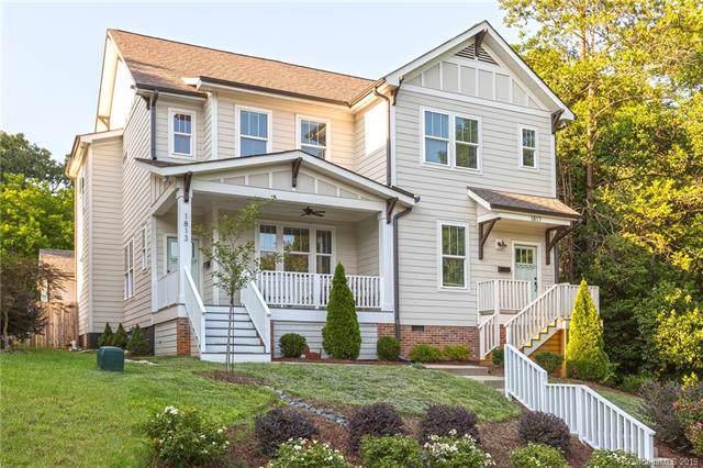 1813 Hamorton Place, Charlotte, NC 28205 (#3549608) :: Cloninger Properties