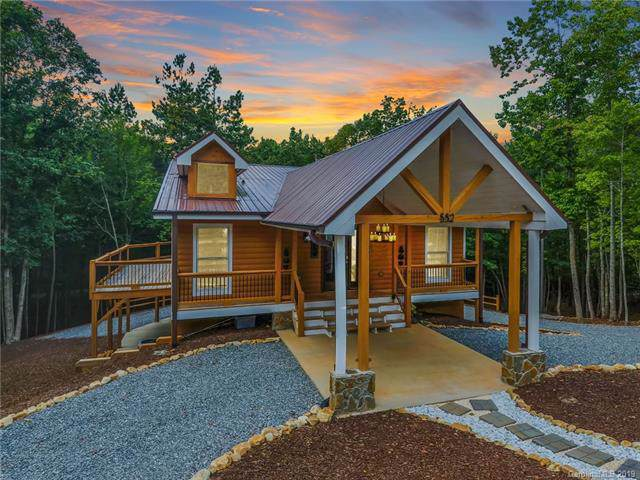 552 Grandview Loop, Nebo, NC 28761 (#3549609) :: Robert Greene Real Estate, Inc.