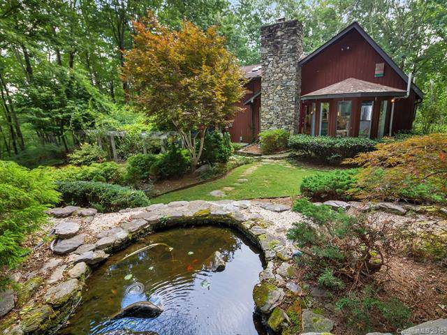 510 Valley View Drive, Pisgah Forest, NC 28768 (#3549661) :: BluAxis Realty