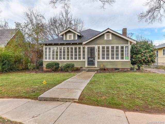 804 Walnut Avenue, Charlotte, NC 28208 (#3549699) :: Besecker Homes Team