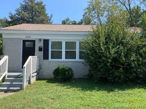 3409 Eastway Drive, Charlotte, NC 28205 (#3549714) :: Homes Charlotte