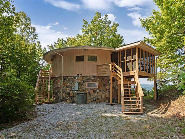 2543 Round Mountain Road, Brevard, NC 28712 (#3549722) :: BluAxis Realty