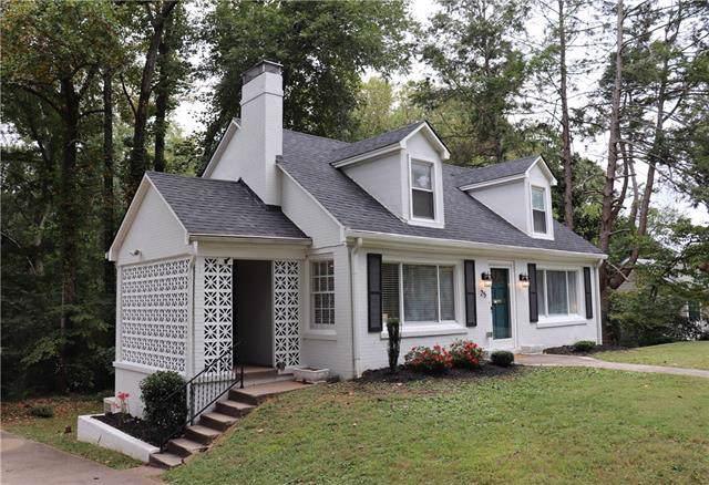 25 19th Street NW, Hickory, NC 28601 (#3549724) :: Rinehart Realty