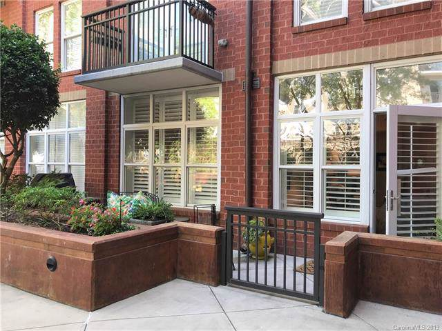 1320 Fillmore Avenue #116, Charlotte, NC 28203 (#3549837) :: Stephen Cooley Real Estate Group