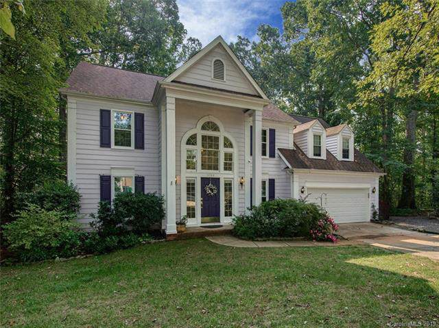 5704 Stream Ridge Drive, Charlotte, NC 28269 (#3549851) :: Francis Real Estate