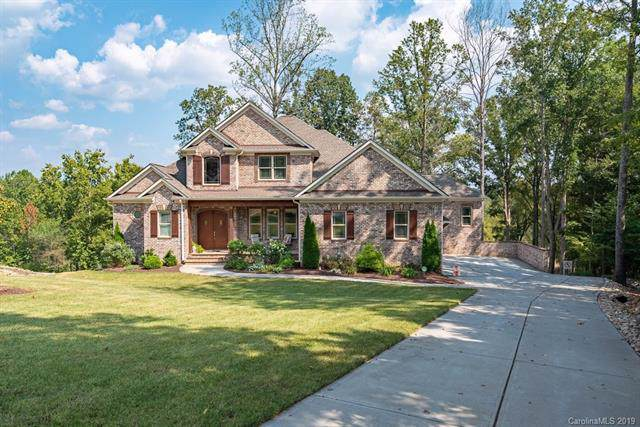 122 Walnut Hill Drive, Mooresville, NC 28115 (#3549892) :: Rinehart Realty