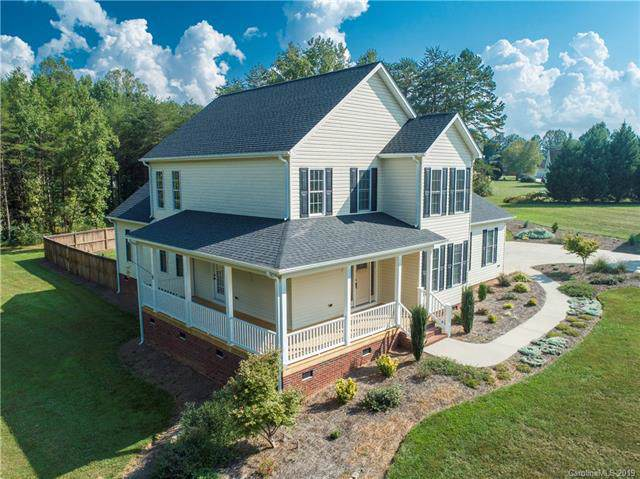 1222 Kingsway Drive, Salisbury, NC 28146 (#3549907) :: The Ramsey Group