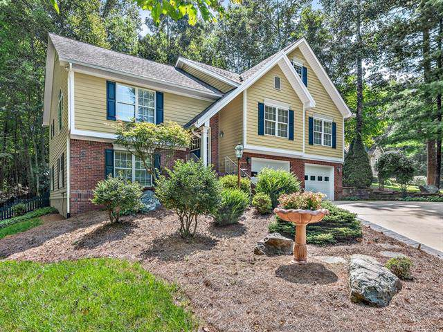 104 Dumont Court, Fairview, NC 28730 (#3549914) :: High Performance Real Estate Advisors