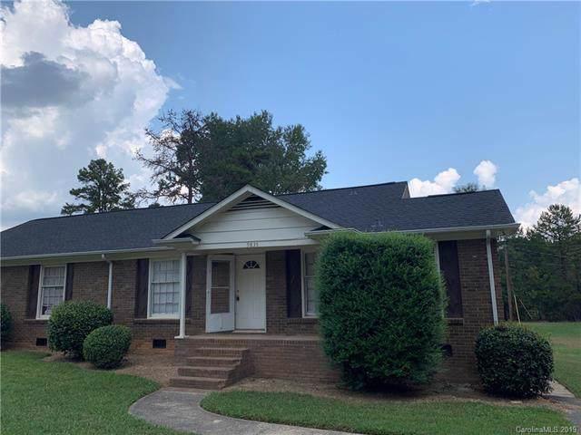 9835 Idlewild Road, Matthews, NC 28105 (#3549938) :: Carolina Real Estate Experts