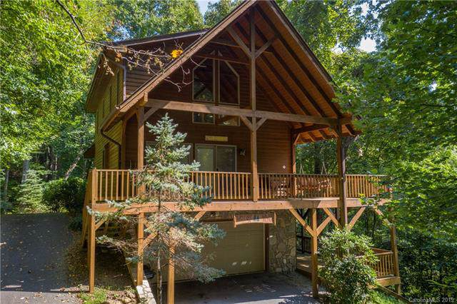 26 Marion Drive, Maggie Valley, NC 28751 (#3549971) :: The Andy Bovender Team