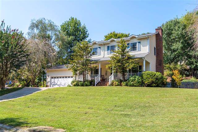 111 Meadow Lake Road, Asheville, NC 28803 (#3549983) :: Keller Williams Professionals