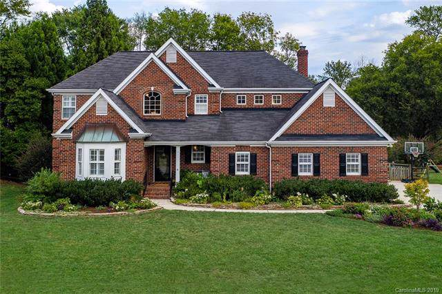 15730 Agincourt Drive, Huntersville, NC 28078 (#3550010) :: High Performance Real Estate Advisors