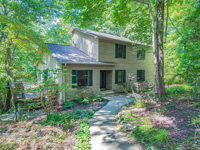 154 Laurel Haven Road, Fairview, NC 28730 (#3550113) :: High Performance Real Estate Advisors