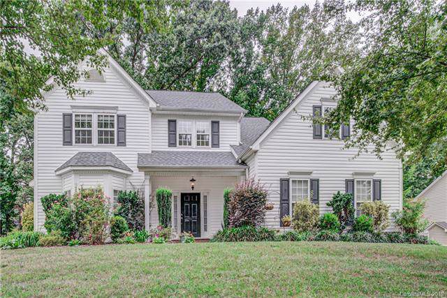 8540 New Oak Lane, Huntersville, NC 28078 (#3550228) :: The Ramsey Group