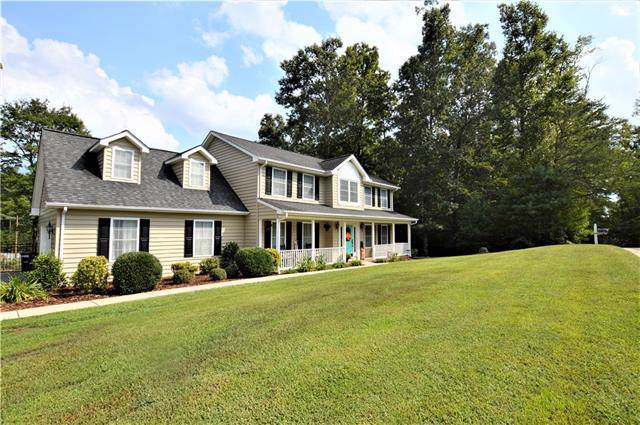 1856 Little John Drive, Morganton, NC 28655 (#3550274) :: Robert Greene Real Estate, Inc.