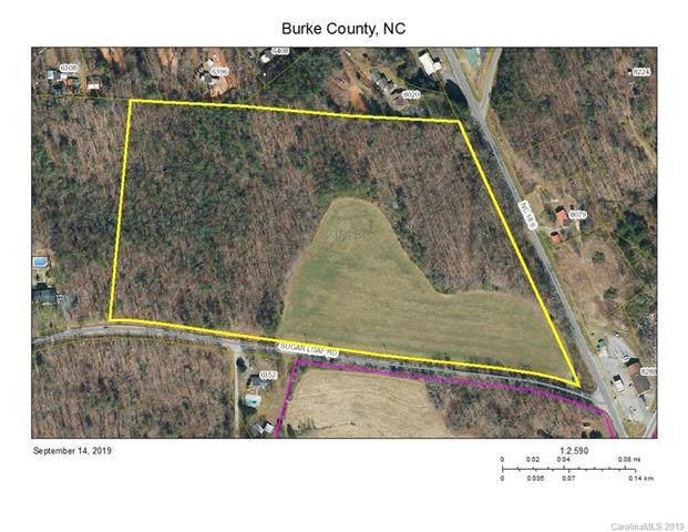 V/L Sugar Loaf Road, Connelly Springs, NC 28612 (#3550316) :: Robert Greene Real Estate, Inc.