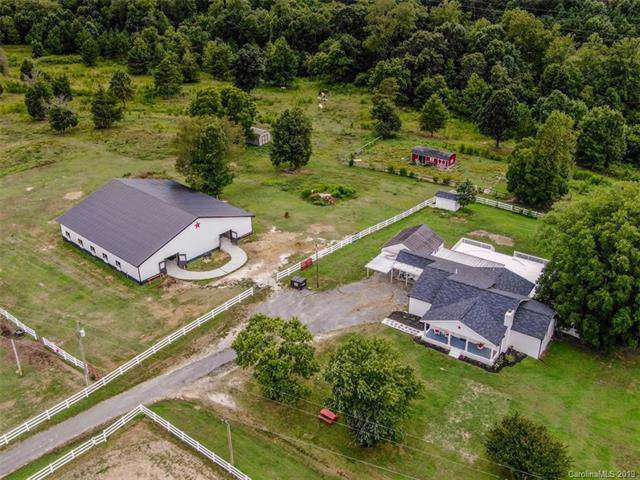 154 Arthurs Road, Troutman, NC 28166 (#3550327) :: The Andy Bovender Team
