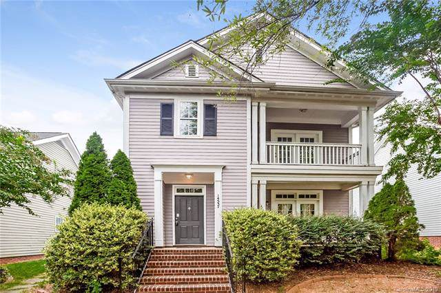 14537 Holly Springs Drive, Huntersville, NC 28078 (#3550356) :: Stephen Cooley Real Estate Group