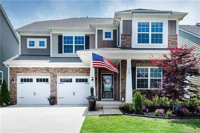 119 Swamp Rose Drive, Mooresville, NC 28117 (#3550411) :: Homes Charlotte