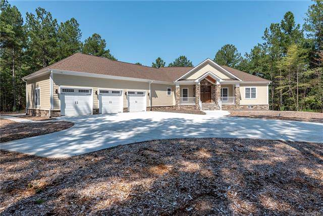 1513 W Paradise Harbor Drive, Connelly Springs, NC 28612 (#3550413) :: Rinehart Realty