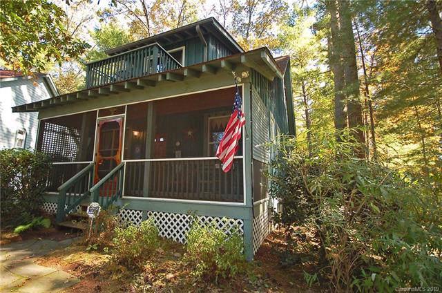 46 Rhett Drive, Flat Rock, NC 28731 (#3550466) :: Robert Greene Real Estate, Inc.