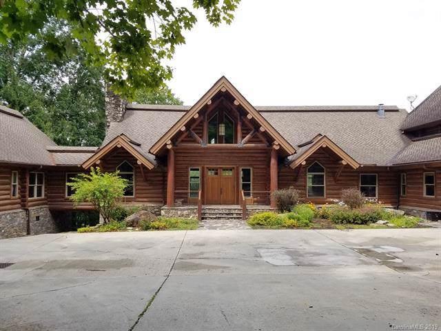 760 Glenshore Drive, Cullowhee, NC 28723 (#3550476) :: Rinehart Realty