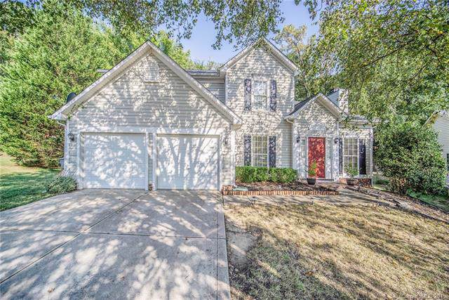 6602 Cragland Court, Charlotte, NC 28269 (#3550481) :: Stephen Cooley Real Estate Group