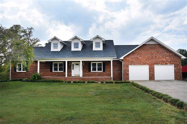 4237 Wike Road, Granite Falls, NC 28630 (#3550485) :: Carver Pressley, REALTORS®