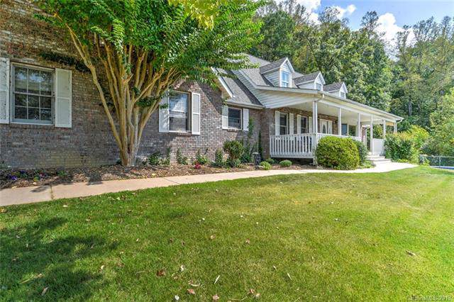 54 Hyder Lane, Weaverville, NC 28787 (#3550503) :: LePage Johnson Realty Group, LLC