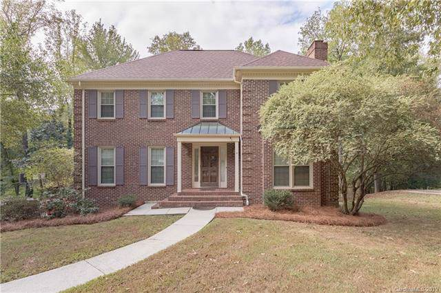 9816 Grasmere Drive, Charlotte, NC 28270 (#3550513) :: Stephen Cooley Real Estate Group