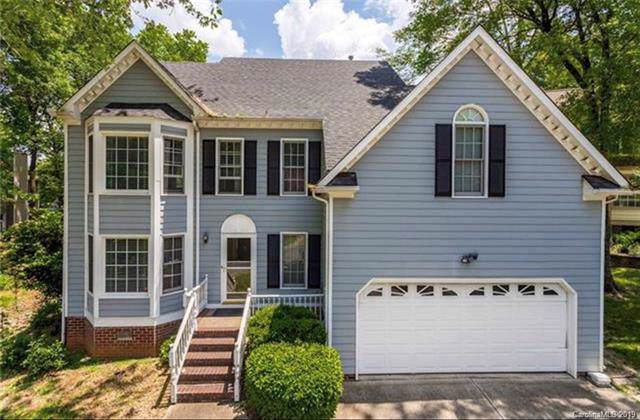 4911 Brompton Lane, Charlotte, NC 28269 (#3550543) :: Chantel Ray Real Estate