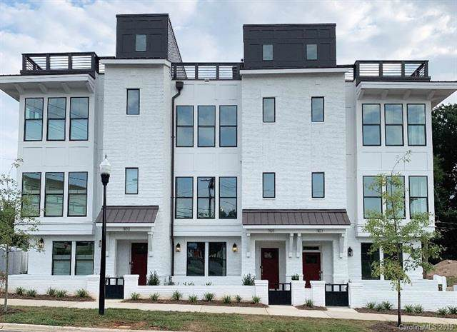1103 Reece Road #1, Charlotte, NC 28209 (#3550580) :: Odell Realty