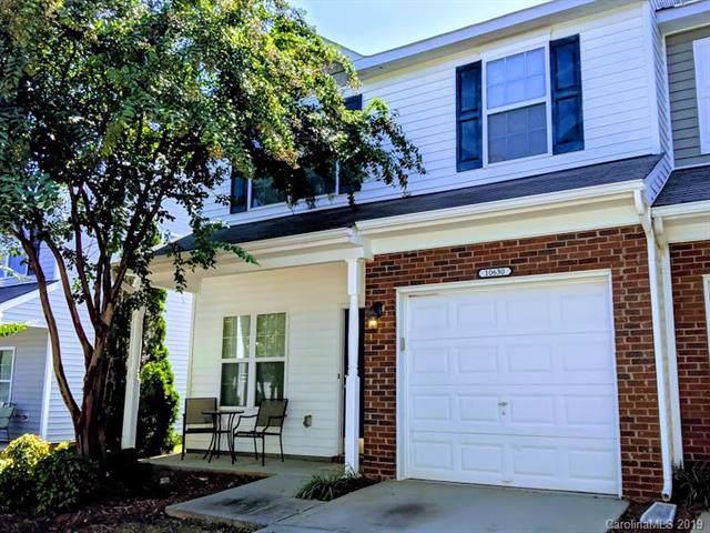 10630 Bunclody Drive #6101, Charlotte, NC 28213 (#3550602) :: Besecker Homes Team
