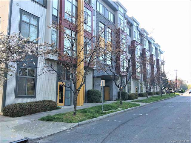 514 W 10th Street #406, Charlotte, NC 28202 (#3550623) :: Carlyle Properties