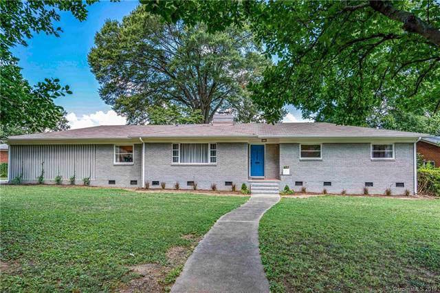 1725 Birchcrest Drive, Charlotte, NC 28205 (#3550626) :: Homes Charlotte